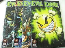 4 x Comic - Evil Ernie - Nr.1-3 - 2 verschiedene Cover - Chaos ! -Z.sehr gut