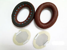Leather Ear Cushion pads for BOSE QC2 QC15 AE2 Brown New