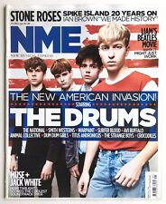 THE DRUMS + THE STONE ROSES, THE NATIONAL, LIGHTSPEED CHAMPION - NME 29/05/2010