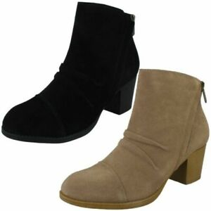 Ladies Skechers Ankle Boots 'Uptown Funk'