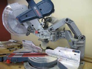 """Bosch CM10GD 10"""" Dual Bevel Glide Miter Saw"""