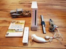NINTENDO WII CONSOLE CONTROLLER  NUNCHUK WIRES FREEPOST WII SPORTS