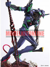 EVANGELION SENSIBILITY EVA 01 ROBOT ANIME UNPAINTED RESIN FIGURE MODEL KIT