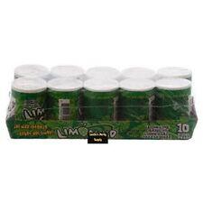 Limoncho Lemon Lime Seasoning Salt Powder MEXICAN CANDY 10-pcs box Net Wt 6-oz