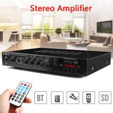 Sunbuck 720W 5CH Bluetooth Amplifier LED Digital Stereo Home Karaoke 4Ohm 220V