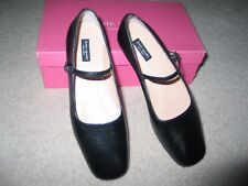 KATE SPADE  Black Leather Mary Janes Flats size 7B