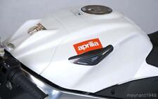 R&G CARBON FIBRE TANK SLIDERS for APRILIA RSV4 FACTORY, 2009 to 2013