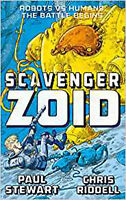 Scavenger: Zoid, New, Stewart, Paul, Riddell, Chris Book