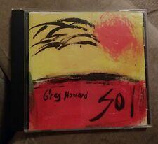 000 Rare Greg Howard Sol 1997 Music CD Espresso Label