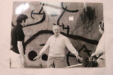 Joan Miro fondation Maeght 18 x 12,5 cm argentique originale