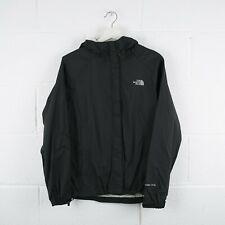 Vintage THE NORTH FACE HyVent 2.5L Black Hooded Jacket Size Womens Small /R41062