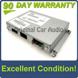 AUDI VW VOLKSWAGEN Bug SIRIUS Satellite Radio Receiver Tuner SAT Factory OEM