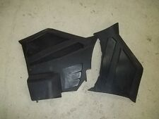2013 ARCTIC CAT 500 4WD ENGINE SIDE COVERS LEFT RIGHT GUARDS PLASTIC COVER