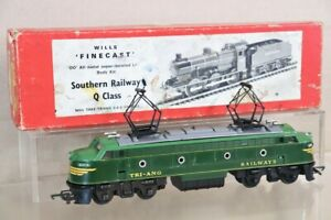 TRIANG R257 DARK GREEN TC DOUBLE ENDED ELECTRIC LOCO 7503 BOXED nx