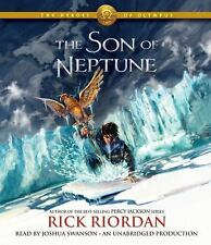 The Son of Neptune Heroes of Olympus, Book 2