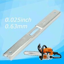 """1Pc 0.025"""" 0.63mm Depth Gauge File Guide Tool for General Chainsaw Sharpening"""