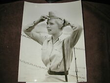 """Betsy Palmer in """"Mister Roberts"""" One Photo"""