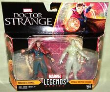 "DOCTOR STRANGE & ASTRAL DR. STRANGE Marvel Legends 3.75"" Figures 2-Pack Movie"