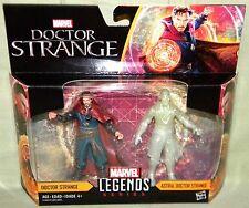"""DOCTOR STRANGE & ASTRAL DR. STRANGE Marvel Legends 3.75"""" Figures 2-Pack Movie"""