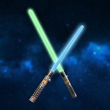 Laser Sword Double Light Saber Star War LED Lightsaber with and Sound Effect