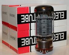 Matched Quads Svetlana 6550 6550C amp tubes, BRAND NEW