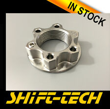 ST177  GILLES TITANIUM  AXLE NUT BMW S1000R/ S1000RR ALL YEARS  HP4 YAMAHA R1 R6