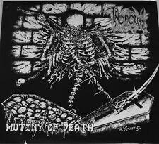 THRONEUM Mutiny CD Encoffination Massacre Possessed Sadistic Intent Destroyer666
