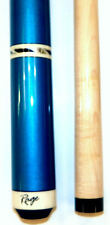 New Rage Pool Cue - RG95 - RG-95 - Blue Charger - FREE US SHIPPING