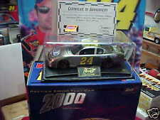 NEW 2000 JEFF GORDON #24 DUPONT #24 TEST CAR & STOP WATCH 1/24 REVELL