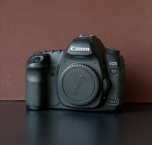 (Parts/X) Used Canon EOS 5D Mark II 21.1 MP Digital SLR Camera (Body Only)
