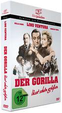 Der Gorilla lässt schön grüßen - Lino Ventura, Charles Vanel - Filmjuwelen DVD
