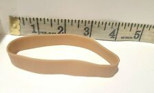 "4"" Long Elastic Rubber Bands  ~ Width 0.5"" / 12mm - Pack of 23 Bands"
