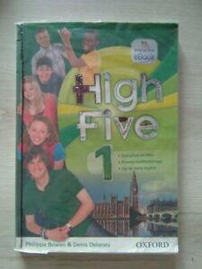 Libro di testo High Five - Interactive book vol.1