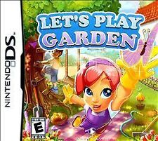NEW DS, DSI, DS, 2DS Game Works in 3DS   Lets Play Garden  MAKE AN OFFER