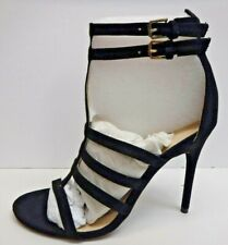 Chinese Laundry Size 7.5 Black Dress Sandals Heels New Womens Shoes