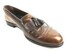Bruno Magli Mens Wingtip Tassel Loafers US.10 UK. 9.5 EUR.43