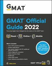 GMAT Official Guide 2022  - GMAC (Graduate Management Admission Council) - John