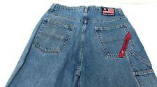 Ralph Lauren Polo blue jeans mens size 34/30 worker strip pant USA flag
