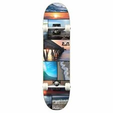 Yocaher Graphic Seaside Complete Skateboard