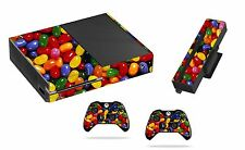 Jelly Beans sticker/skin Xbox One consola, Kinect y controladores remotos, x1sk7