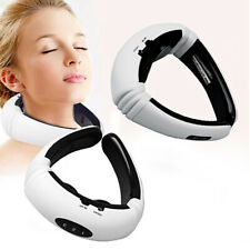 Electric Pulse Back and Neck Massager Far Infrared Pain Relief Tool Health Care