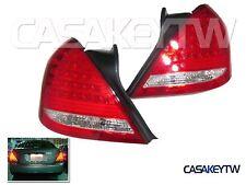 DHL Ship -New LED Tail Lights for 2003-2007 NISSAN TEANA MAXIMA CEFIRO J31 - Red
