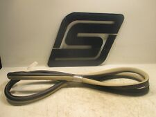 2004 Acura TSX OEM Factory Left Driver Front Door Weather Strip Seal (On body)