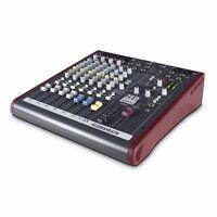 Allen & Heath ZED60-10FX 6 Channel Mixer with Digital Effects & USB Connectivity