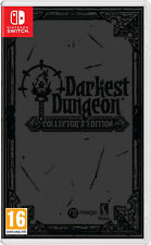 Nintendo Switch Darkest Dungeon Collector's Collectors Edition Nip