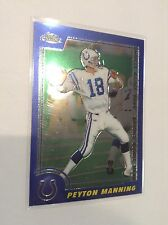 2000 Topps Chrome Previews #CP10 Peyton Manning Colts