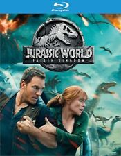 Jurassic World: Fallen Kingdom (Blu-ray Disc ONLY, 2018)