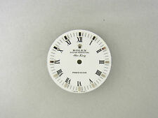 Rolex Air-King Precision weißes Zifferblatt white roman dial Ref 14000 Tritium