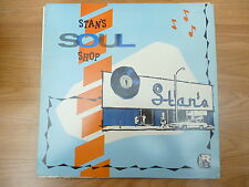 VARIOUS Stan's soul shop Charley CRB 1033