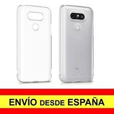 Funda Silicona para LG G5 Protector Transparente TPU ¡ESPAÑA! a2198
